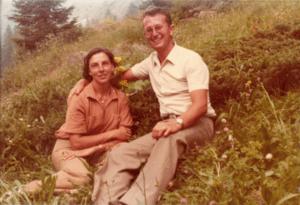 Andrea Gallo e Maricla Janin